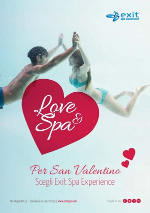 San Valentino 2018 in Exit Spa